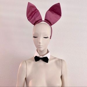 Mauve Playboy Bunny Costume Ears pieces